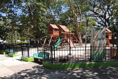 Parque de Nicoya tendrá área exclusiva para niños