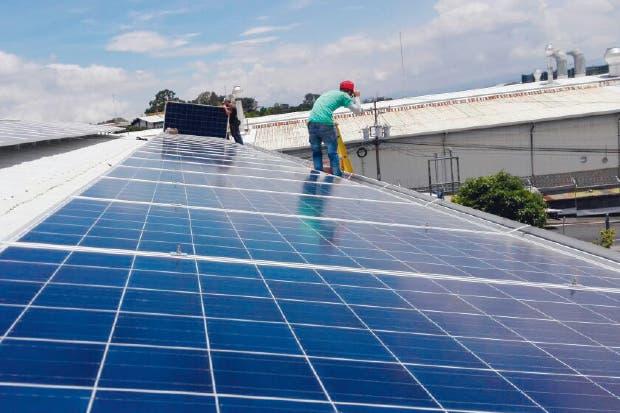 Energía solar apoya la competitividad