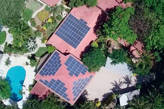 Ahorre con energía solar sin invertir