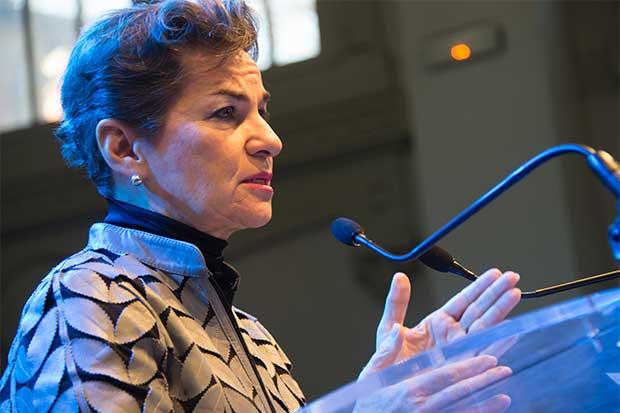 Christiana Figueres en top cinco de científicas poderosas
