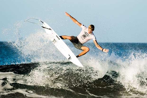 Santa Teresa recibe circuito de surf