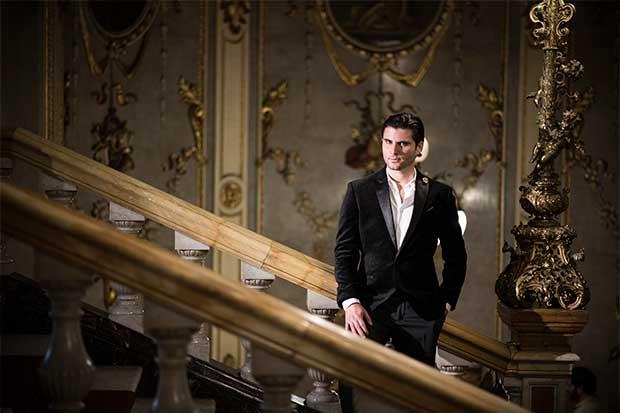 Joaquín Yglesias regresa con un concierto íntimo