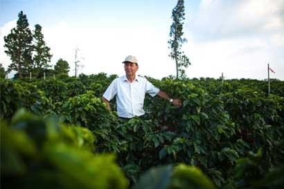 Starbucks abrirá centro de visitas en su finca en Costa Rica