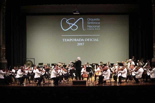 Orquesta Sinfónica Nacional estará en el cierre de Transitarte 2017