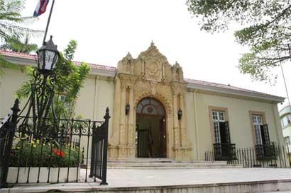 Diputado José Ramírez presenta proyecto para fortalecer Servicio Exterior