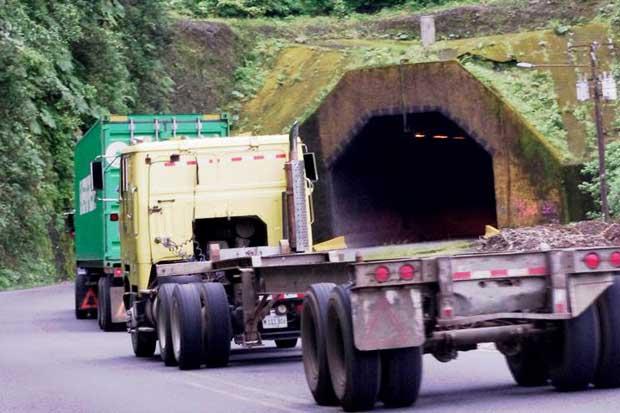 Túnel Zurquí tendrá cierres este jueves y viernes