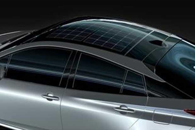 Panasonic incursiona con paneles solares para automóviles