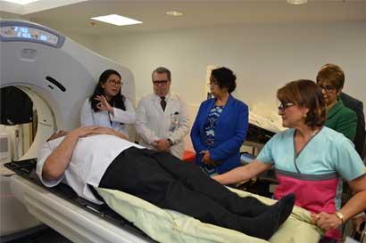 Caja tendrá nueva tecnología para combatir el cáncer