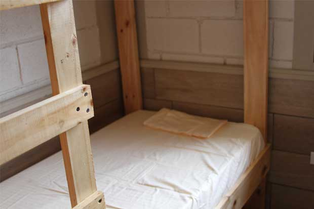 Privados de libertad financiaron sus propios dormitorios en centro penal de Cartago