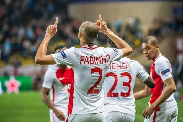 Mónaco sorprende y deja al Manchester City sin Champions League