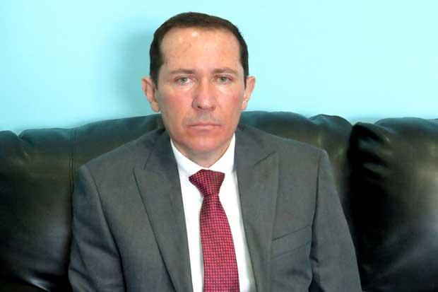 Wilson Céspedes asumió Dirección General de Aduanas
