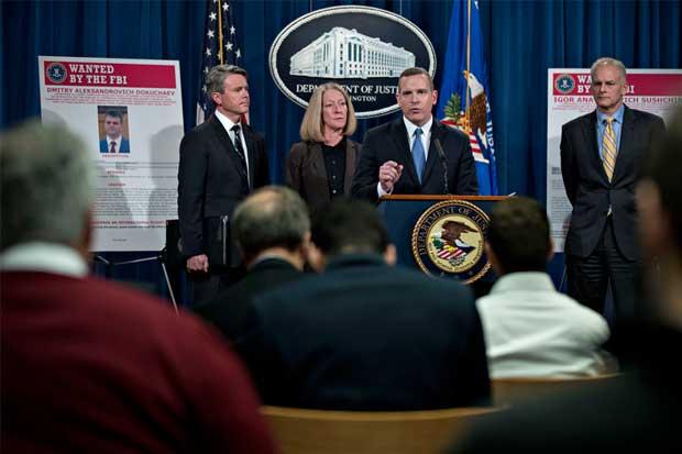 ¿Cómo hackearon agentes rusos a 500 millones de usuarios de Yahoo?