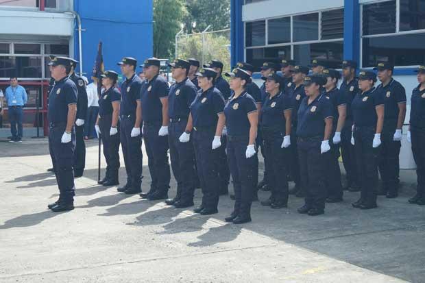 Seguridad contará con 1.000 nuevos oficiales de policía