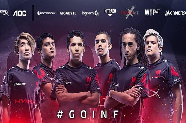 Equipo de costarricense ganó fase en torneo latinoamericano de videojuegos
