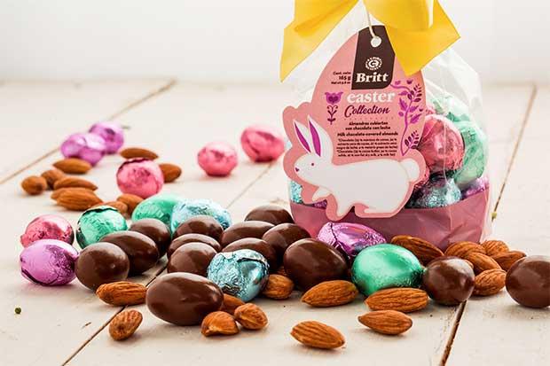 Britt lanza chocolates gourmet para celebrar la Pascua