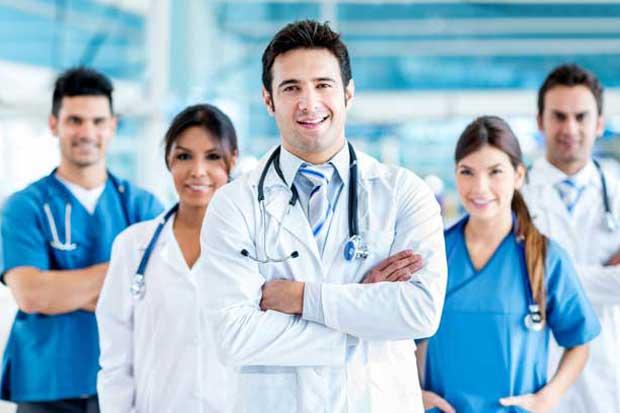 Enfermeros se capacitan en hemodinamia