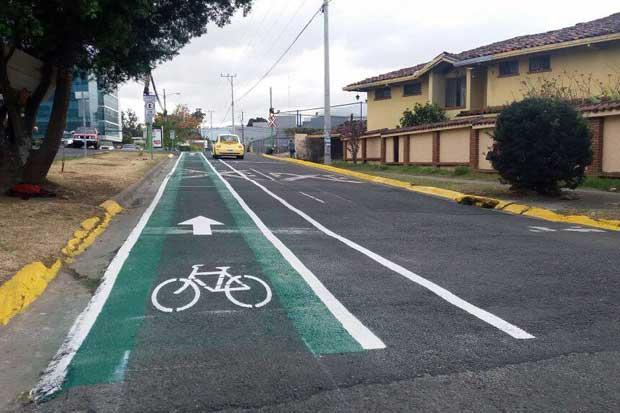 Construcción de ciclovía en San Pedro está acorde con diseño del MOPT