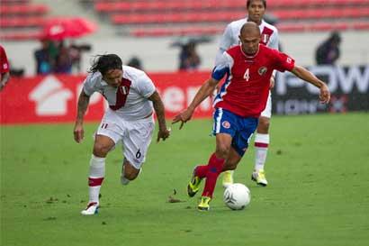 Heiner Mora regresa a la selección nacional después de tres años