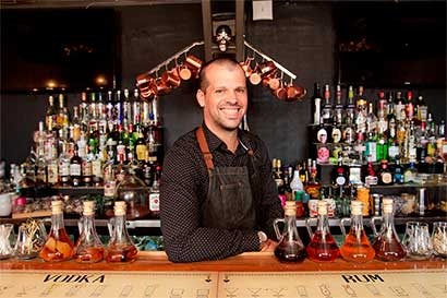 Arrancó la competencia en busca del mejor bartender