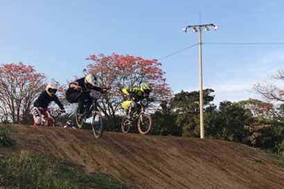 BMX de Costa Rica competirá en Guatemala