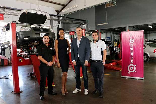 Encuentra24 y AutoPits se unieron para certificar autos usados