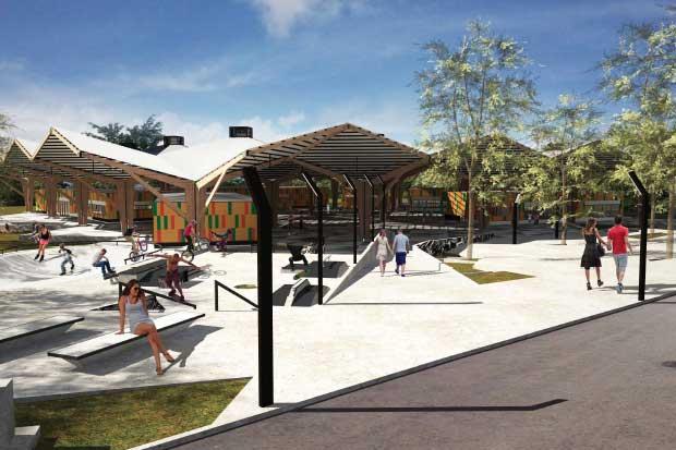 Construcción de dos nuevos Centros Cívicos por la Paz iniciará en abril