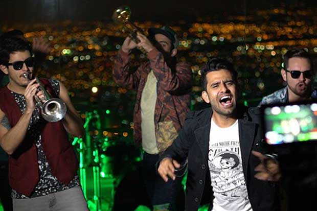 Grupo nacional Percance llevará su música a Guatemala