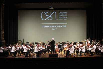 Orquesta Sinfónica Nacional se fusionará con 14 saxofonistas para Sax Fest