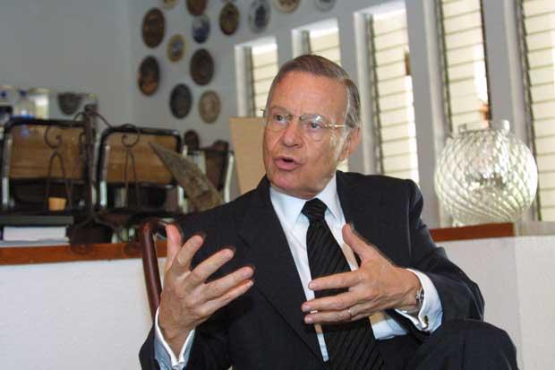 Expresidente Rodríguez pide a Solís aclarar posición de Costa Rica en torno a Venezuela