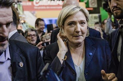 Indicadores de riesgo revelan alivio tras debate en Francia