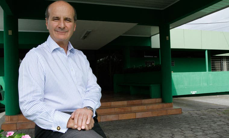 Figueres abriría diálogo con Ortega