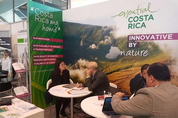 Costa Rica presenta su oferta de biotecnología en Barcelona