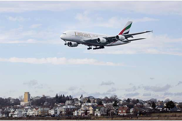 Aerolíneas de Oriente Medio se preparan para veto a dispositivos