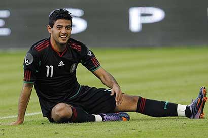 México enemistado con el gol