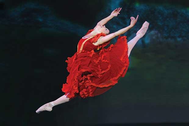 El ballet cubano en su máxima expresión