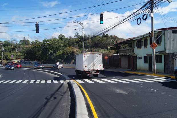 Seguridad para peatones en vía Pozuelo-Jardines del Recuerdo es necesaria