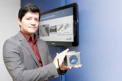 ACAE dio banderazo de salida para fase de pruebas del primer satélite centroamericano
