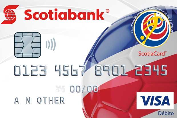 Scotiabank lanza tarjeta de débito con temática de la Selección de Fútbol