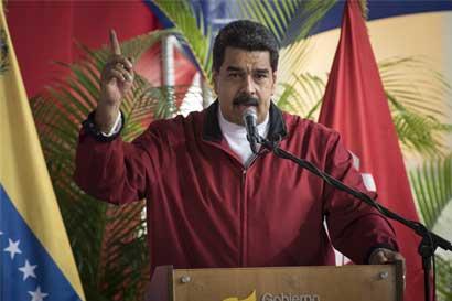 Venezuela: Maduro acusa a legisladores de oposición de traición