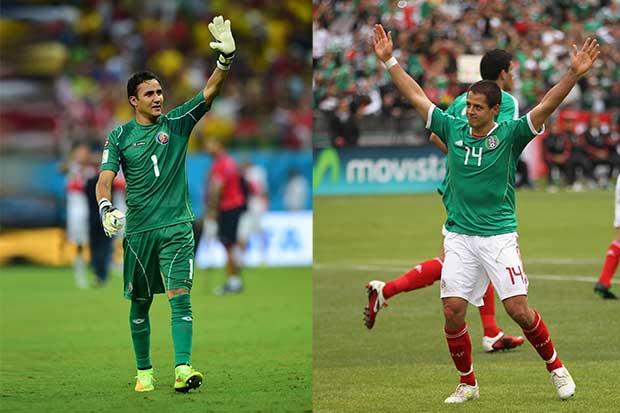 Hermanos en el Bernabéu, rivales en el Azteca