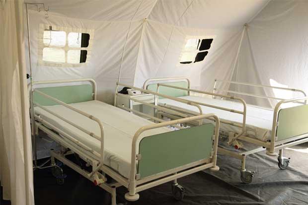 Brigada sobre manejo de hospitales móviles inicia hoy