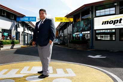 MOPT niega error en construcción de acceso para terminal de Moín