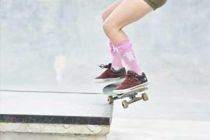 Campeonato de skate femenino llegará al Parque La Libertad