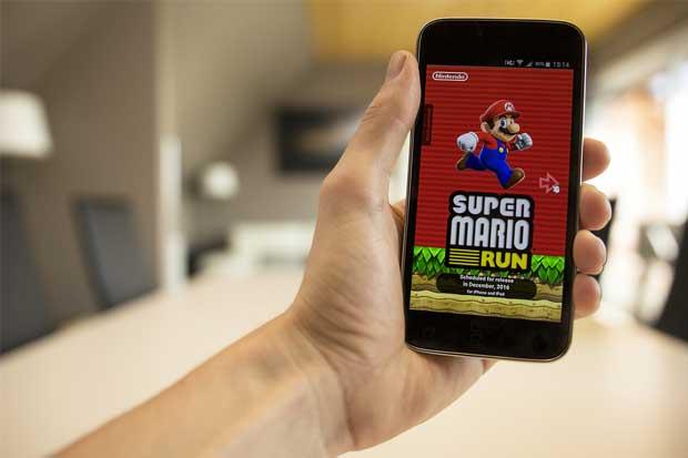 Super Mario Run llega gratis a Android
