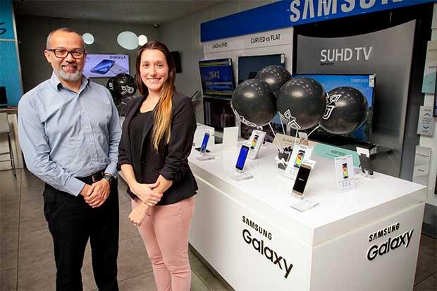 Samsung vuelve a la batalla con la serie A