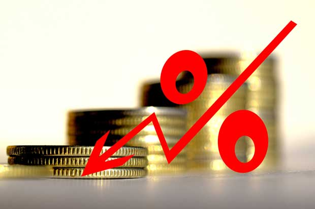Rendimiento real de inversiones en colones comienza a caer