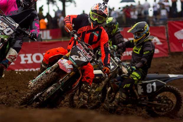 Campeonato Nacional de Motocross arranca este domingo