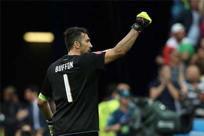 Buffon salda con victoria su partido 1.000
