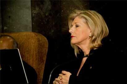 Presidenta de la Corte Suprema de Justicia renuncia a reelección