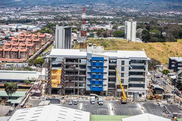 ICE inaugurará este lunes edificio de Sabana Norte